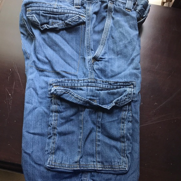 Old Navy Other - Boys cargo jean shorts